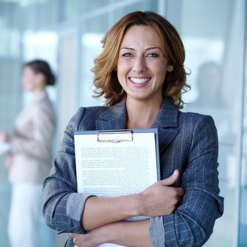 employee engagement survey client, Lisa